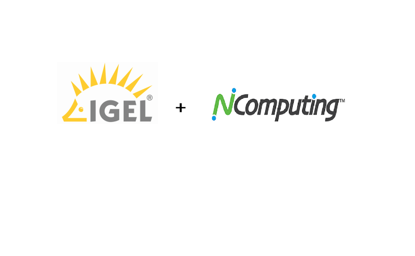 Breaking News!!            NComputing RX420 powered by IGEL OS